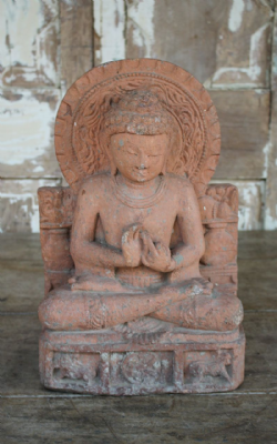 Hand Carved Sandstone Sculpture of the Buddha, Orissa, India <b>SOLD<b>